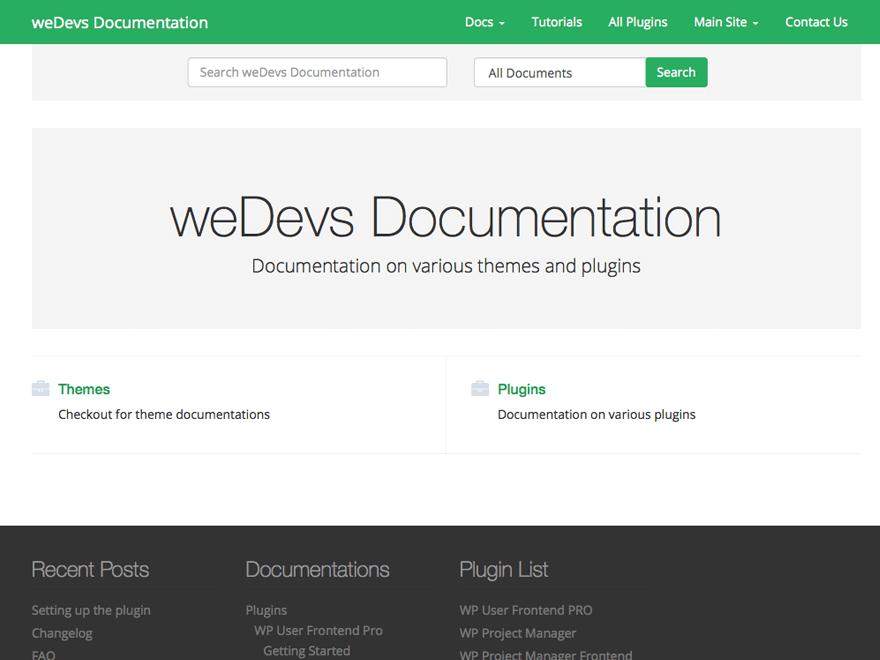 Cómo crear la documentación para sus productos en WordPress ...