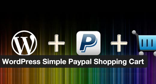 wordpress-simple-paypal-cart