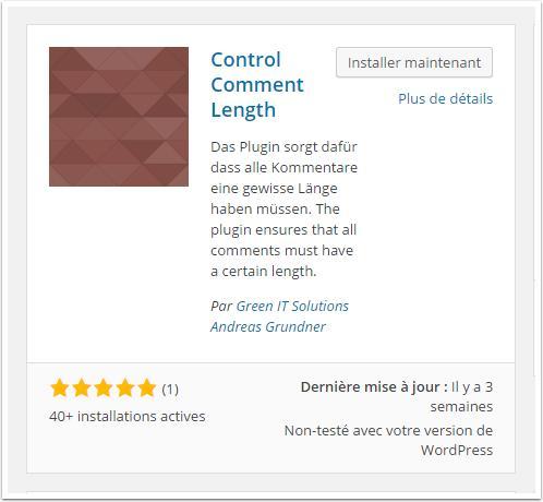 control-comment-length