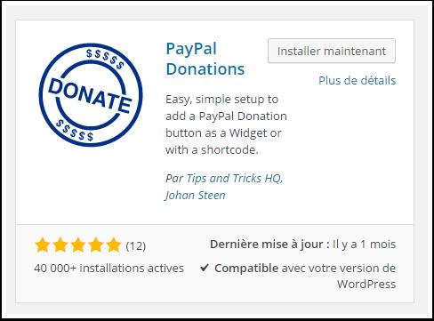 paypal-Spenden