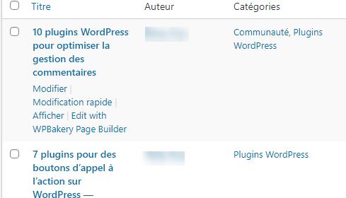 Catégories vs etiquettes meilleures pratiques seo contenu wordpress blogpascher 1