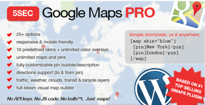 7 Wordpress-Plugins eine Google-Karte auf Wordpress integrieren ...