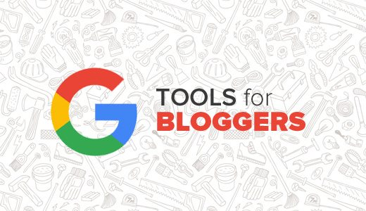 googletoolsforbloggers