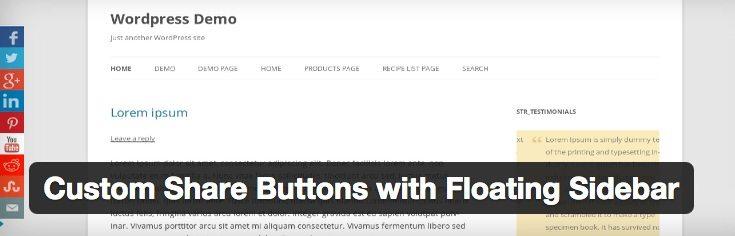 custom-share-buttons