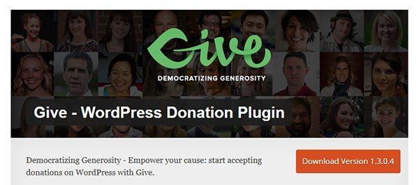 5 Plugins Pour Ajouter Des Formulaires De Don Sur Votre Blog WordPress