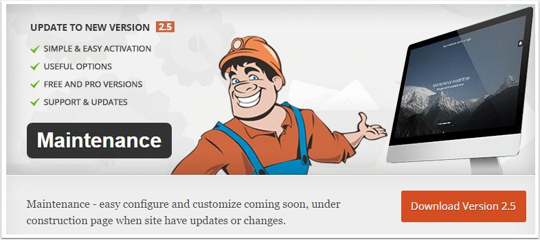 maintenance-wp
