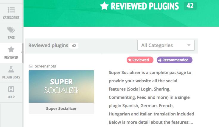 reviewed-plugins