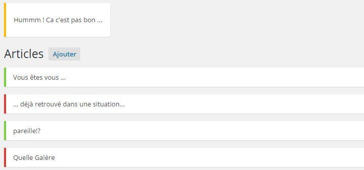 Trop de notifications interfèrent avec votre travail