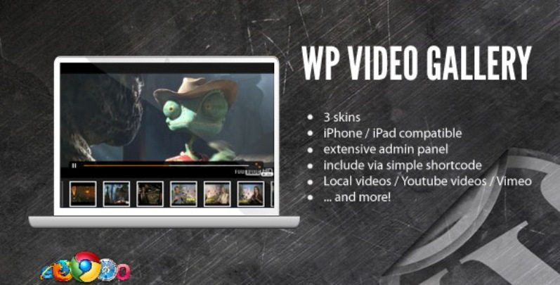 wordpress-video-galeri