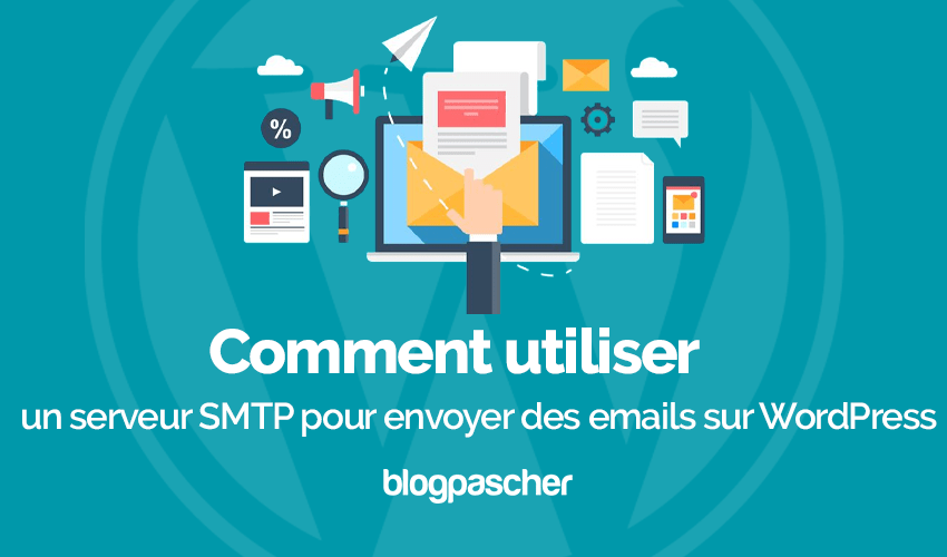 Come utilizzare Smtp Server per inviare e-mail Wordpress