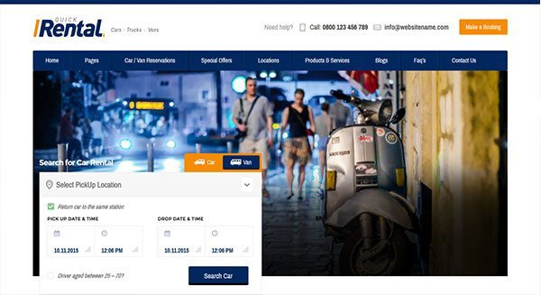 creer-site-internet-booking-reservation-voiture-moto-camion-garage-automobile