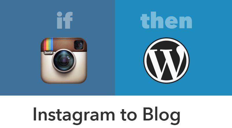 Instagram A Wordpress