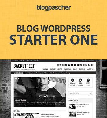Création Blog WordPress