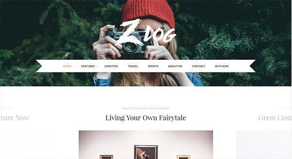 theme-wordpress-creer-blog-voyage-decoration-mode-photographe