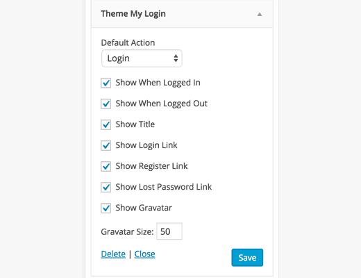 tml-widget