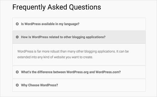 переключения-стиль-FAQs