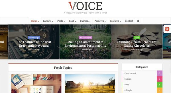 voice-theme-wordpress-creer-blog-magazine-journal-actualite-voyage-prix-creation