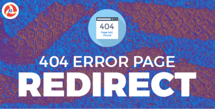 404 Error Page Redirect to Homepage or Custom Page