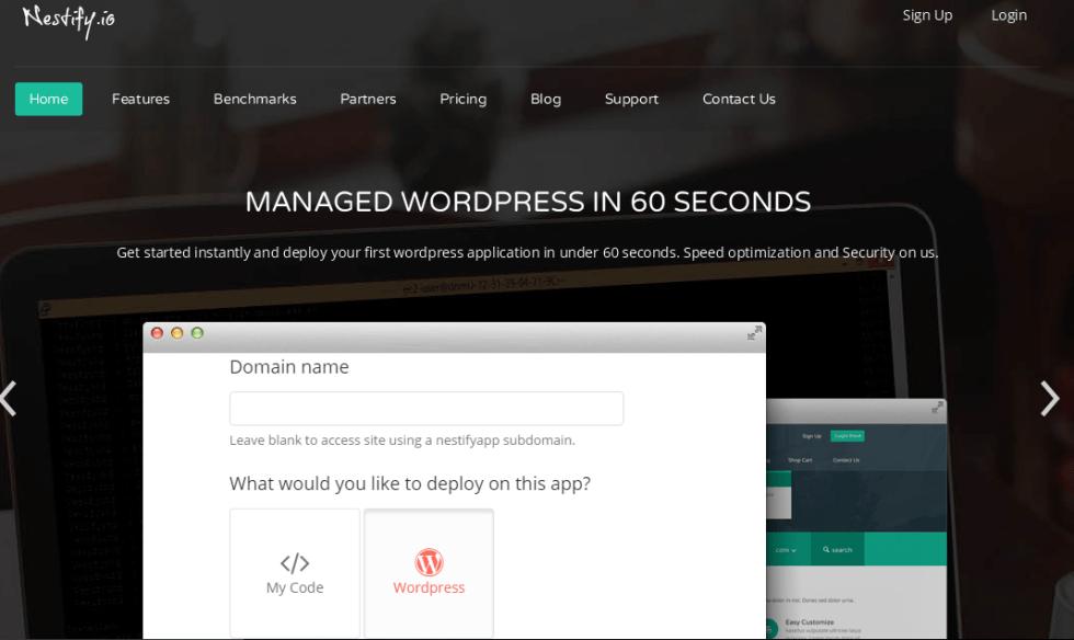 -Nestify-wordpress hospedagem