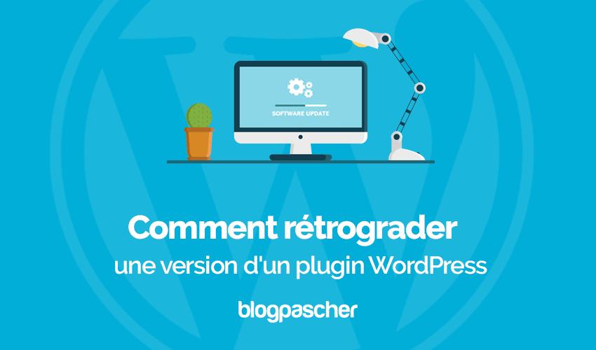 Comment Retrograder Version Plugin Wordpress