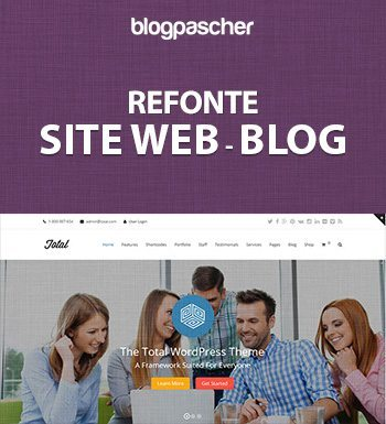 Refonte Site Web & Blog WordPress