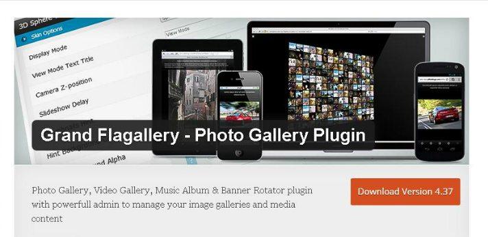 plugins 5 para crear galerías en WordPress | BlogPasCher