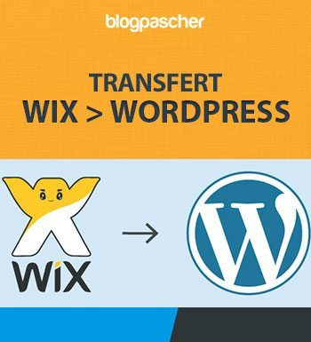 Migration De Wix Vers WordPress