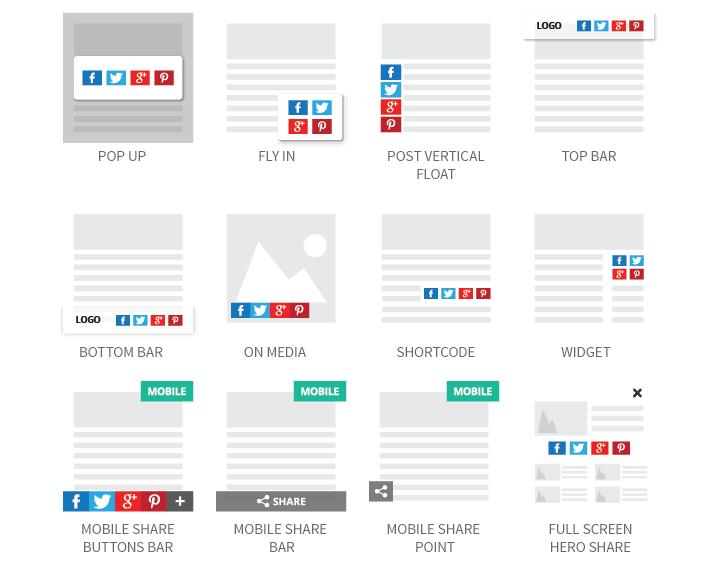 Comment ajouter des boutons de partage sur WordPress
