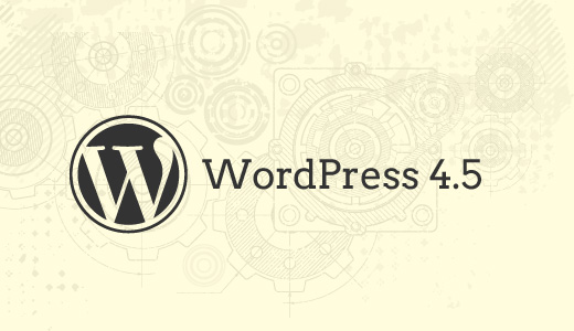 wordpress-4-5