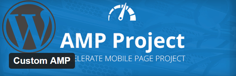 AMP Пользовательское WordPress плагин