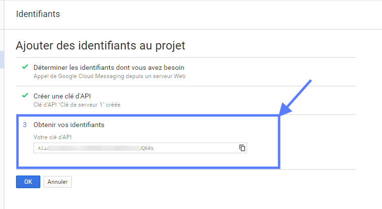 Google Clé d'API Tutoriel WordPress