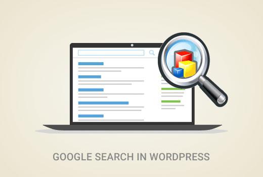 Google Search comment installer sur WordPress