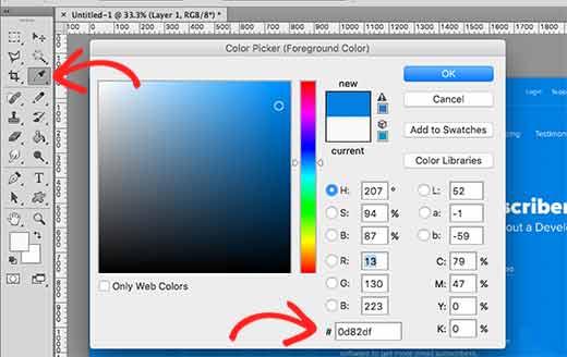 renk özelleştirme PhotoShop