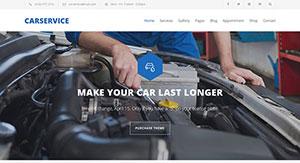5 thèmes WordPress pour site web de garage automobile / Mecanicien