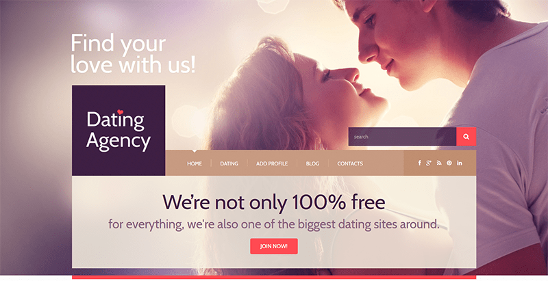 dating web stranica wordpress