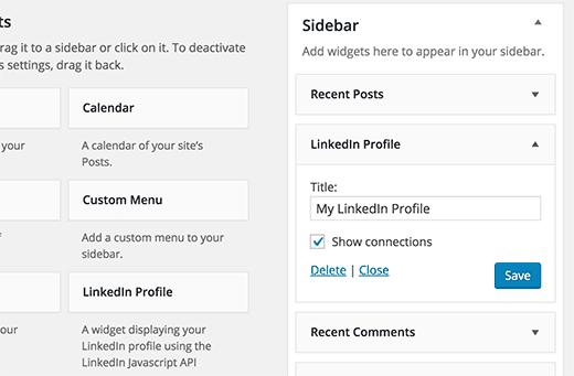 Osobný profil pre datovania webovej stránky