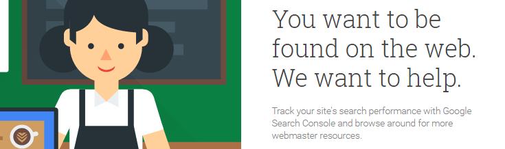 ferramenta google-search-console para wordpress