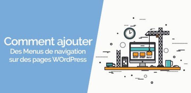 Wordpress makalelerinde ve sayfalarında WP menü gezintisi e1565800786193