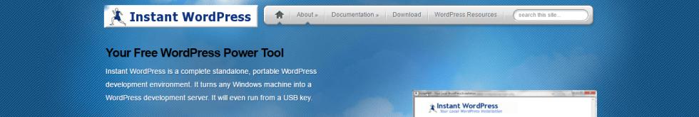 instantwp WordPress sunucu