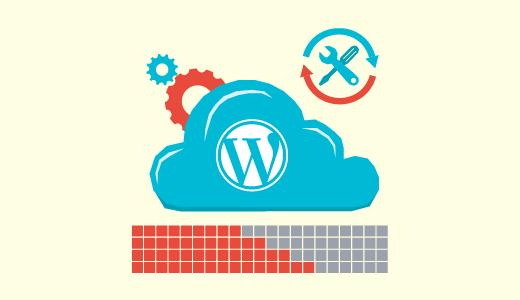 Atualização do WordPress