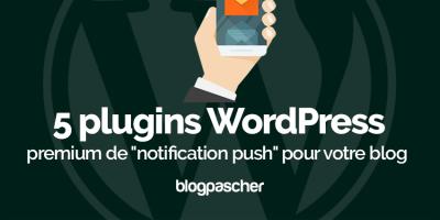 Plugin Wordpress Notification Push Blog