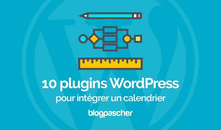 Plugins wordpress intégrer calendrier site web