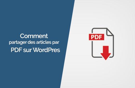 baixar arquivos PDF no WordPress