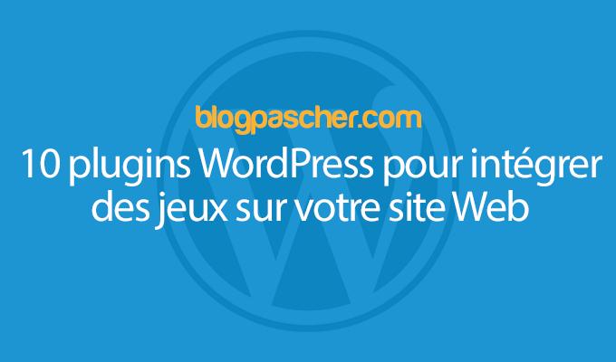10 WordPress plugins para integrar los juegos de video en su página ...