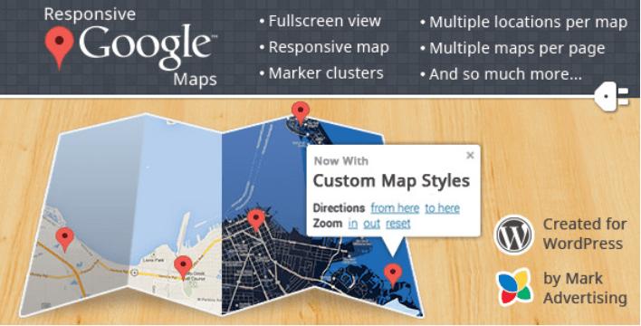 Bản đồ google đáp ứng