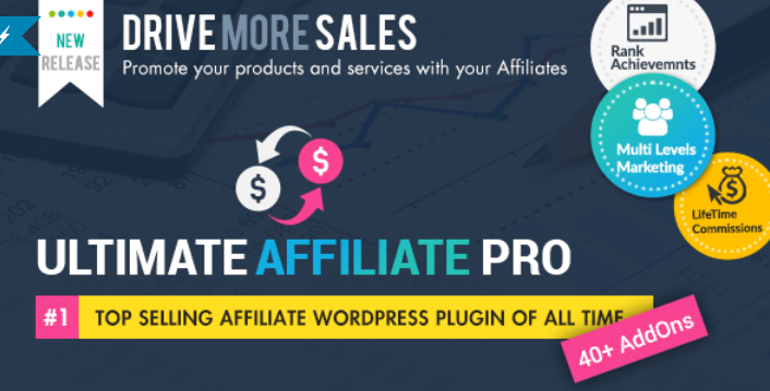 Ultimate affiliate pro plugins wordpress affiliation gagner argent blog site web