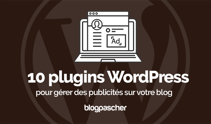 Wordpress Plugin Blogadvertenties beheren