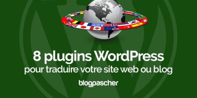 Wordpress Plugins Översätt webbplatsbloggen