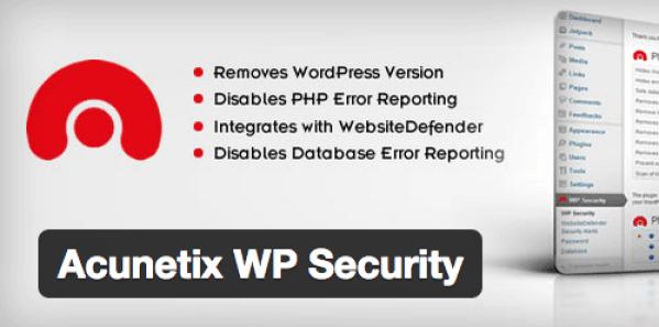 Acunetix WP Sicherheit