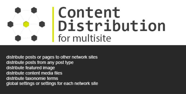 Content Network Distribution
